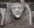 Dunmore Church Street Old Graveyard Carved Head I 2010 09 16.jpg