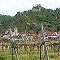 Durnstein Castle 杜恩石古堡 - panoramio.jpg