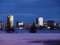 Dusk skyline, Regina, SK.jpg