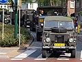 Dutch army Land Rover, Bridgehead 2011 pic1.JPG