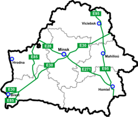 International Eroad network Wikipedia