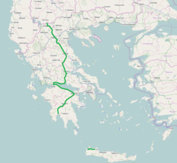 E65 Map in Greece.png