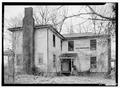 EAST SIDE - McDearmon-Tibbs House, State Route 24 vicinity, Appomattox, Appomattox County, VA HABS VA,6-APPO,8-2.tif