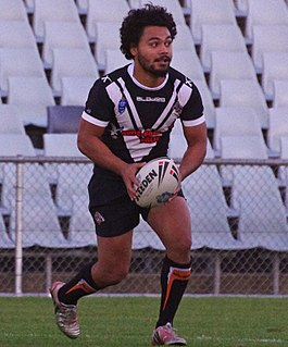 Eddie Paea Tongan rugby league player