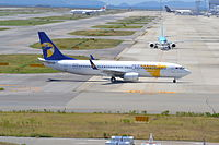 EI-CSG - B738 - MIAT Mongolian Airlines