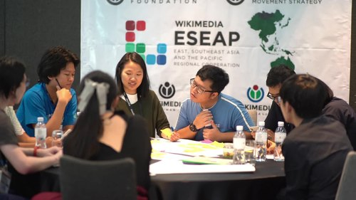 File:ESEAP Strategy Summit.webm