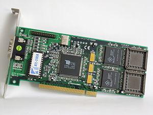 Tseng Labs - ET6000 PCI