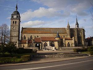 Étain, Meuse - St. Martin's Church