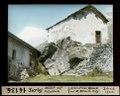 ETH-BIB-Surlej Häüsli auf Felsblock-Dia 247-14136.tif