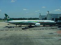 B-16703 - B77W - EVA Air
