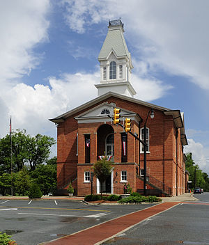 National Register of Historic Places listings in Chesterfield County, South Carolina - Image: East Main Street Historic District