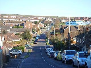 Mile Oak Human settlement in England