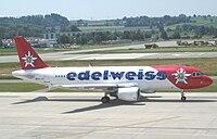 Edelweiss A320 ZRH 06.08R.jpg