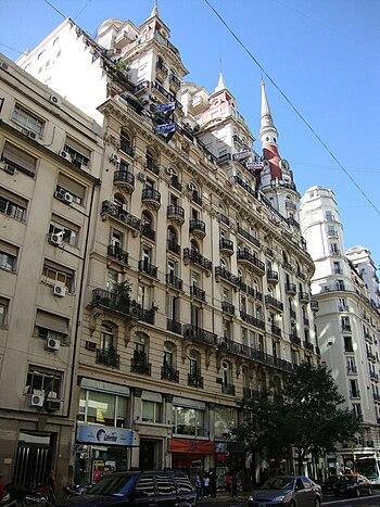Edificio Bencich %28desde C%C3%B3rdoba%29