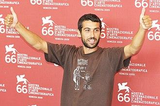 Edoardo Gabbriellini - Gabbriellini at the 2009 Venice Film Festival