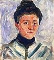 Edvard Munch - Female Portrait.jpg