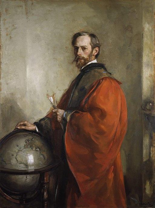 Edward Arthur Walton - John George Bartholomew 1911