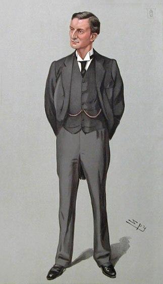 Edward Grey 5 February 1903