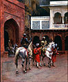 Edwin Lord Weeks - Indian Prince, Palace of Agra - Google Art Project.jpg