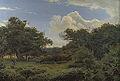 Egetræer i Nordskoven ved Jægerspris (Skovgaard).jpg