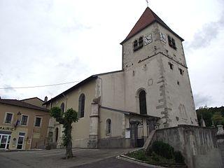 Domgermain Commune in Grand Est, France