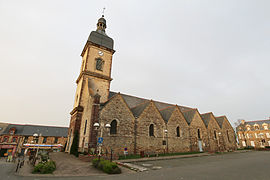 Church of Guichen