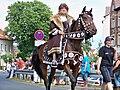 Eilenburg 1050-Jahrfeier Festumzug Bild 18 Kurfuerst Friedrich III der Weise2.jpg