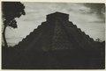 El Castillo , den centrala pyramiden - SMVK - 0307.f.0011.tif