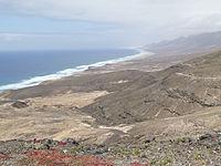 El Cofete panoramic - Jandia - Fuerteventura - 02.jpg