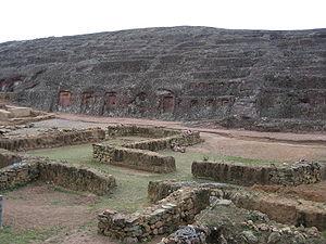 Chané - Image: El Fuerte Vista del lado