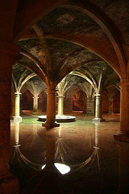 El Jadida cistern