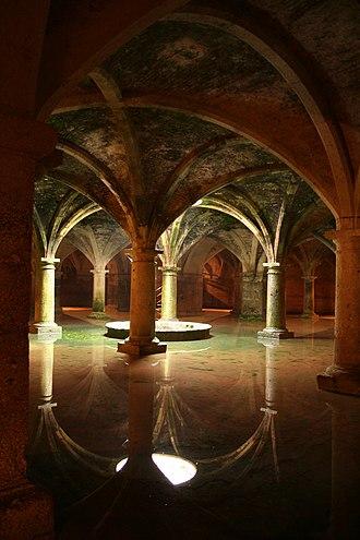Cistern - Portuguese cistern, El Jadida, Morocco