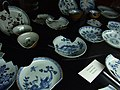 Elbląg, muzeum, čínský porcelán ze 17-18 století II.JPG