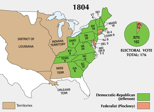 United States presidential election 1804 Wikipedia