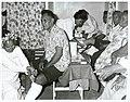 Elephantiasis clinic at the general hospital on Rarotonga, 1965.jpg