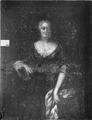 Elisabet Sofia Maria, 1683-1762, prinsessa av Holstein-Norburg prinsessa av Holstein - Nationalmuseum - 14771.tif