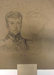 D. Pedro II aos 19 anos