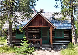 Elk Lake Guard Station United States historic place