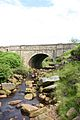 Eller Beck Bridge North Yorks widened 1803 Eller Beck A169 1.1.jpg