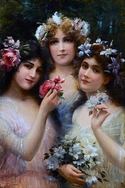 File:Emile Vernon - The Three Graces.jpg