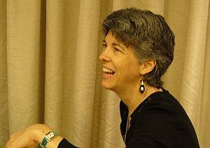 Emma Bull - Emma Bull at Wiscon, 2006