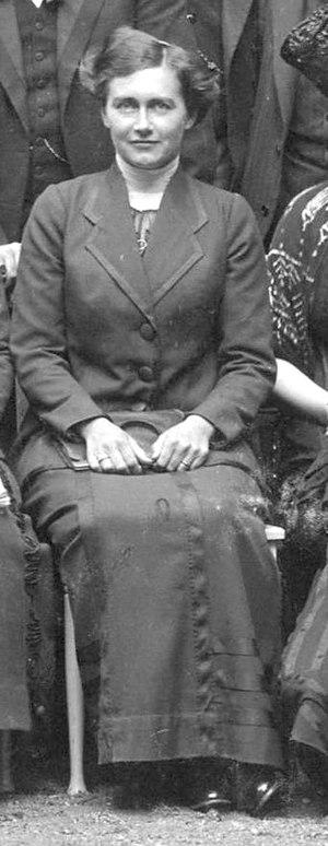 Emma Jung - Emma Jung ca. 1911 (age 29)