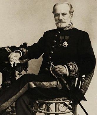Emanuele Luigi Galizia - E.L. Galizia as Superintendent of Public Works in 1880