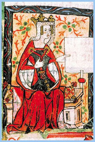 Sibyl de Neufmarché - Empress Matilda whom Sibyl supported in opposition to King Stephen