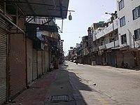 Ulice v Paharganj, Dillí