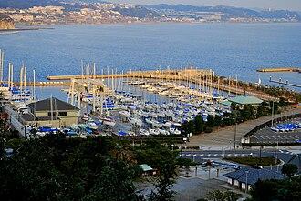 Enoshima - Enoshima yacht harbor