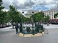 Entrée Station Métro Ménilmontant Paris 6.jpg