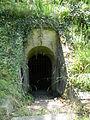 Entrée caponnière double Fort de Montcorin.JPG