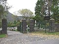 Entrance to Cymmer Cemetery - geograph.org.uk - 1001072.jpg