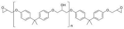Epoxy prepolymer chemical structure.png